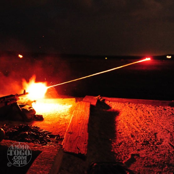 20rds - 45 ACP Red Tracer Ammo