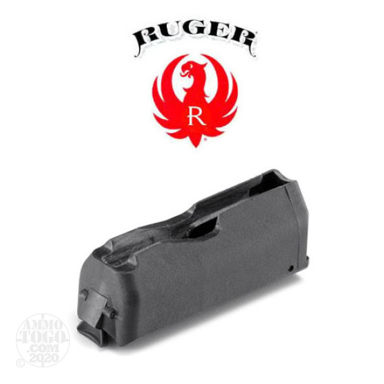 1 - Ruger American Rifle Rotary Long Action 4rd. Magazine
