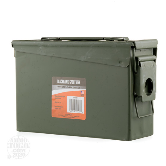 1 - USGI 30 Cal. Ammo Can - New M19