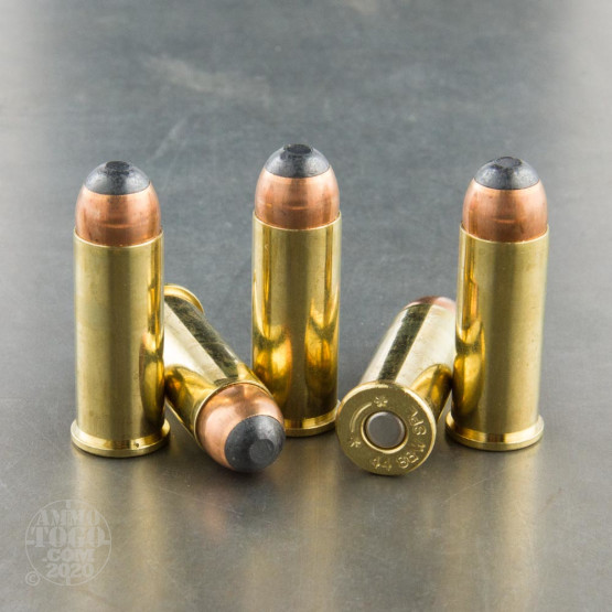 20rds - 44 Special RBCD Performance Plus 110gr. SP Total Fragmenting Ammo