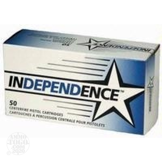 38 Special 130gr FMJ Independence Ammo For Sale