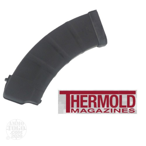 1 - AK-47 Thermold Black Nylon 30rd. Magazine