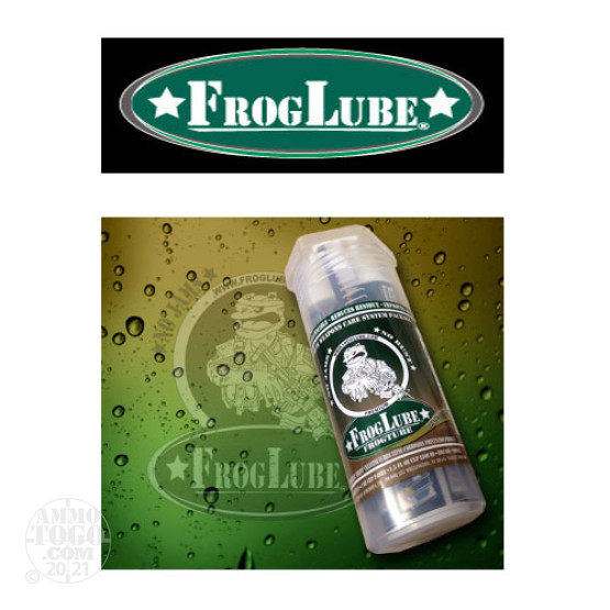 1 - FrogLube FrogTube Complete Weapons Care System