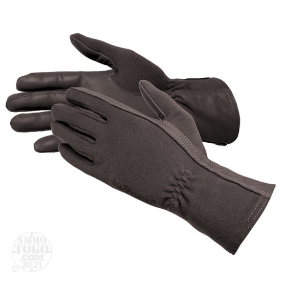 1 Blackhawk Aviator Large Black Gloves