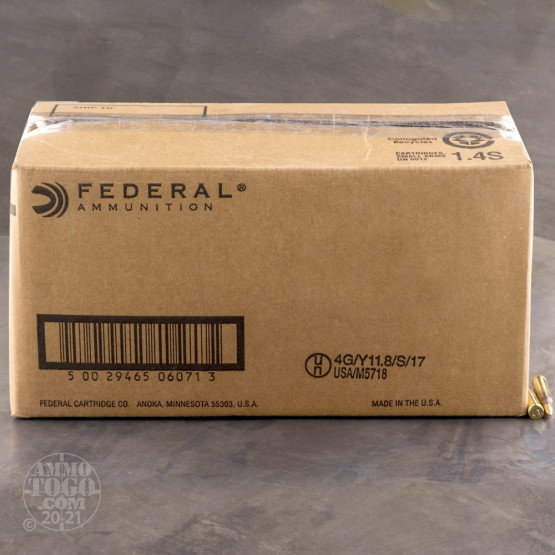 1000rds - 5.56 Federal Lake City XM193BK 55gr. FMJ Ammo