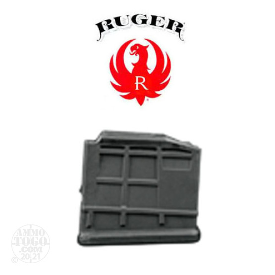 1 - Ruger Scout 308 M77-5P 5rd. Polymer Magazine