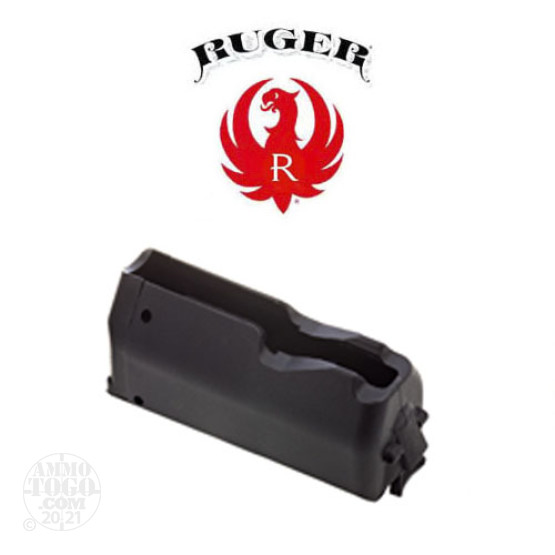 1 - Ruger American Rifle Rotary Short Action 4rd. Magazine
