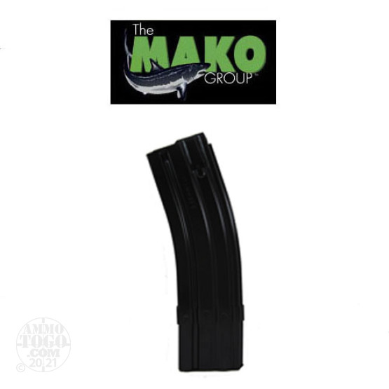 1 - Mako E-Lander AR15/M16 40rd. Blued Steel Magazine