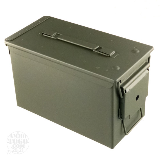 1 - Mil Spec Ammo Can - Brand New 50 Cal M2A2
