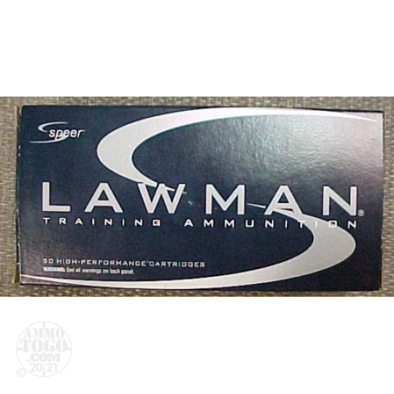 500rds - 5.56 Speer Lawman Lake City M193 55gr. FMJ Ammo