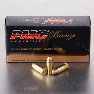 1000rds - 32 ACP PMC 71gr. FMJ Ammo