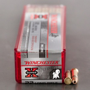 2000rds - 22LR Winchester Super-X 40gr. Power Point HP Ammo