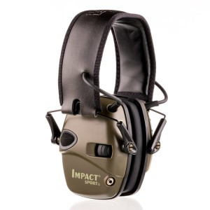 1 - Howard Leight R-01526 Impact Sport Electronic Earmuff