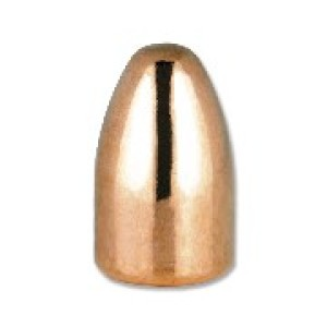 "1000pcs - 9mm .356"" Dia Berry's 124gr. Plated RN Bullets"