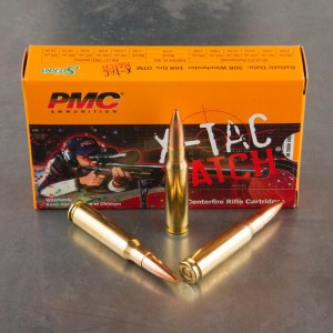 800rds - 308 Win PMC X-TAC 168gr. OTM Ammo