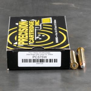 20rds – 375 Win PCI 200gr. FN Ammo
