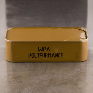 800rds – 9mm Wolf WPA Polyformance Spam Can 115gr. FMJ Ammo