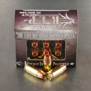 20rds - 380 Auto G2 Research RIP 62gr. LF HP Ammo