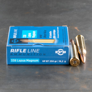 338 Lapua Ammo - Rifle Rounds for Sale at AmmoToGo com