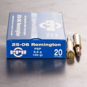 25-06 Ammo - Bulk 25-06 Rifle Ammunition for Sale