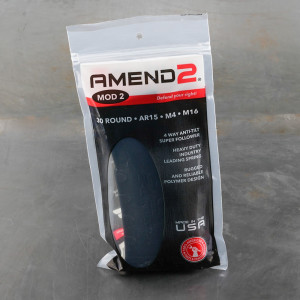 1 - Amend2 AR15/M16 Black 30rd. Magazine