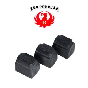 1 - Ruger 10/22 Magazine Dust Cover 3 Pack Black