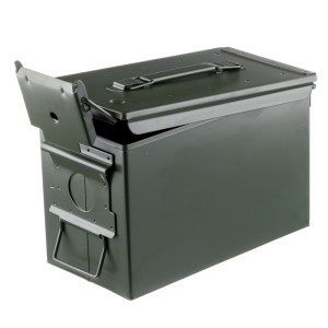 1 - Mil-Spec 50 Cal Ammo Can - New M2A1
