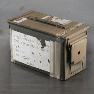 1 - Surplus Mil Spec Ammo Can - Poor Condition 50 Cal M2A1