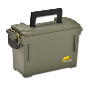 1 Plano Polymer 30 Cal Ammo Can - OD Green