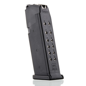 1 - Factory New Glock 19 9mm 15rd. Magazine