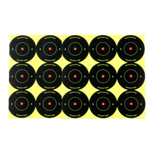 "1 - Birchwood Casey Shoot N C Target 2"" 12 Pack"