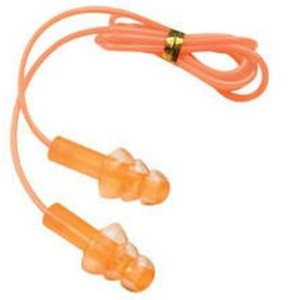 1 Pair - Champion Corded Silicone Plugs