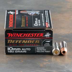 10mm Hollow Point (JHP) Ammo for Sale - AmmoToGo com