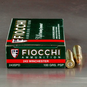243 Ammo - Bulk Rifle Rounds for Sale