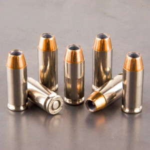 20rds – 10mm Federal Personal Defense 30gr. Hydra-Shok JHP Ammo